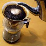 コーヒー器具の紹介 「HARIO V60透過式ドリッパー」